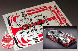1:24 Mercedes-AMG GT3 Linkin Park #00 Decals