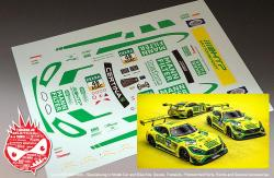 1:24 Mercedes-AMG GT3 HTP Motorsport / Mann Filter #48 Decals