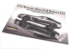 1:24 Mercedes-Benz SLR McLaren722  Photoetch Detail-Up Set forTamiya