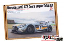 1:24 Mercedes AMG GT3 Door & Engine Detail Kit