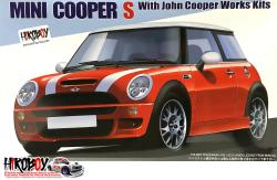 1:24 Mini Cooper S (John Cooper Works Kit)