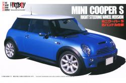 1:24 Mini Cooper S (RHD Version)