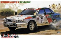 1:24 Mitsubishi Galant VR-4 '1992 Safari Rally'