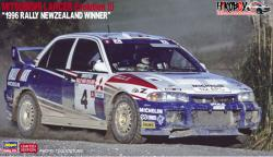 1:24 Mitsubishi Lancer Evolution III '1996 Rally New Zealand Winner'