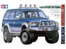 1:24 Mitsubishi Montero (Re-Issue)