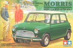 TAMIYA Decal 24039 1//24 Morris Mini Cooper 1275S Mk.1