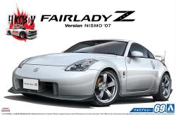 1:24 Nissan 350Z Fairlady Z Version Nismo`07 Model