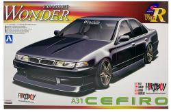 1:24 Nissan Cefiro A31 Wonder Shadow Body Kit