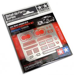 1:24 Nissan GT-R Photo Etched Parts - 12623
