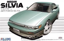 1:24 Nissan Silvia K's Art Force Silvia - Model Kit