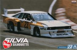1:24 Nissan Silvia Super Silhouette Model Kit