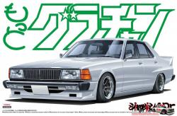 1:24 Nissan Skyline 4Dr 2000 GT-E-S (HGC210) (Grand Champion)