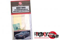 1:24 Nissan Skyline GT-R Nismo (BNR32) (1990) For Hasegawa(21139)(PE+Resin)