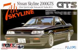 1:24 Nissan Skyline R31 2000 GTS (7th Skyline)