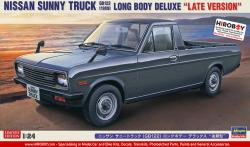 1:24 Nissan Sunny Truck (GP122) Long Body Deluxe (Late Version) Limited Edition