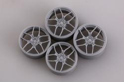 1:24 Novitec Rosso Wheels for Ferrari F12 ( Type NF4)