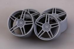 1:24 Novitec Rosso Wheels for Ferrari F12 ( Type NF3)