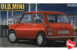 1:24 Old Mini Mayfair 1.3i and 25th Anniversary (Model Kit)