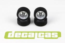 1:24 Targa Wheels for the Fiat 131
