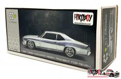 1:24 1969 Chevy Nomaro Resin Transkit for Revell