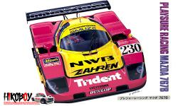 1:24 Playsure Racing Mazda 767B