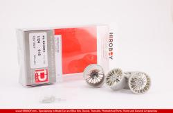 "1:24 Porsche 918 F20"" / R21"" Wheels Set"