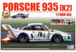1:24 Porsche 935 K2 Kremer Vaillant 1977 DRM Version