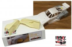 1:24 Porsche 935 K3 Le Mans 1980 Fender Conversion Kit