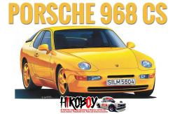 1:24 Porsche 968 CS Model Kit c/w engine