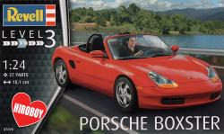 1:24 Porsche Boxster Model Kit