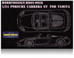 1:24 Porsche Carrera GT Detail-Up Set