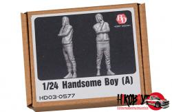 1:24 Handsome Boy (A)