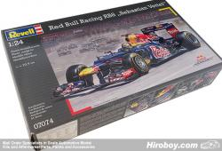 1:24 Revell Red Bull Racing RB8 (Vettel) # 07074