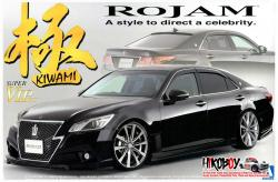"1:24 Rojam Toyota Crown ""Super VIP"" Kiwami (GRS214) Model Kit"