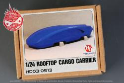 1:24 Roof top Cargo Carrier  (Resin+Decals)