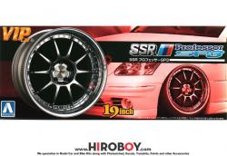 "1:24 19"" SSR Professor SP3 Wheels and Stretch Tyres"