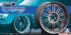 1:24 SSR Professor VF1 20inch Wheel and Tyres