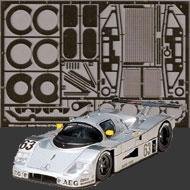 1:24 Sauber-Mercedes C9 Photoetched Detail Set #8113