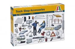 1:24 Truck Shop Accessories - Italeri 764