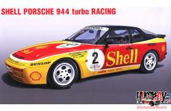 1:24 Shell Porsche 944 Turbo Racing