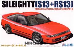 1:24 Sileighty (Nissan S13+RS13)