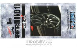 "1:24 Sportec Mono 19"" Wheel and Tyre Set"
