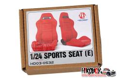 1:24 Recaro Sports Seats E (Resin)