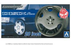 "1:24 Glassenheit DISIX Revo 20"" Wheels and Tyres"