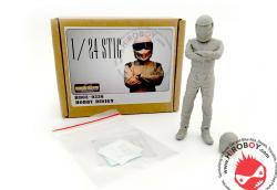 1:24 Stig (Top Gear) Resin Figure