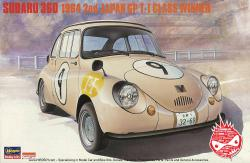 1:24 Subaru 360 1964 2nd Japan GP T-I Class Winner Limited Edition