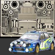 1:24 Subaru Impreza WRC 2001 Photoetched Set #3027