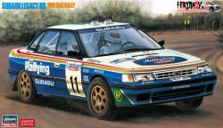 1:24 Subaru Legacy RS 1991 RAC Rally