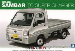 1:24 Subaru Sambar TC Super Charge