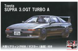 1:24 Supra 3.0GT Turbo A c/w Large Size Rear Wing
